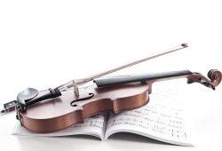 Скрипка, дизайн #06094