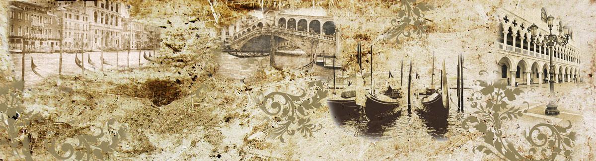 Венеция винтаж, дизайн #06131