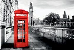 Телефонная будка, дизайн #06151