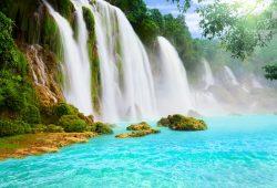 Водопад, дизайн #06152