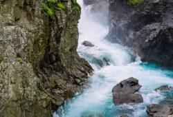 Горный водопад, дизайн #06154