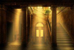 Пыльный свет, дизайн #06217