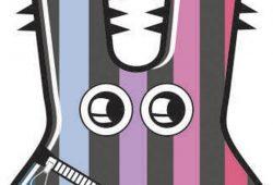 Колючий заяц, дизайн #06241