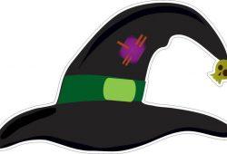 Шляпа ведьмы, дизайн #06280