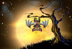 Летучая мышь, дизайн #06282
