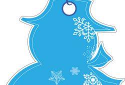 Снеговик, дизайн #06303