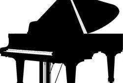 Рояль, дизайн #06412