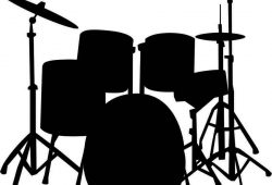 Барабаны, дизайн #06413