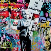 Эйнштейн, дизайн #06437