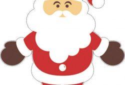Дед Мороз, дизайн #06478