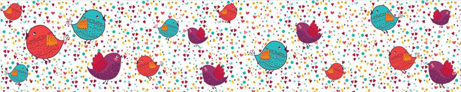 Птички, дизайн #06524