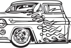 Hot Rod, дизайн #06630