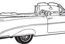 Ретро классика, дизайн #06641