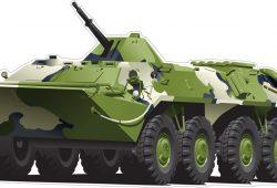 Военная машина, дизайн #06705