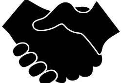 Рукопожатие, дизайн #06709