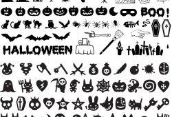 Коллаж хэллоуин, дизайн #06724