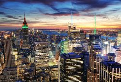 Ночной город, дизайн #06769