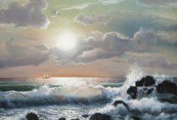 Море, дизайн #06802