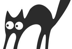 Кот, дизайн #06844
