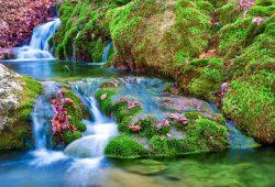 Водопад, дизайн #06908