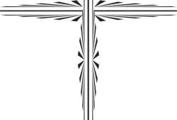 Пасхальный крестик, дизайн #06982