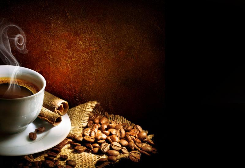 Печать на холсте Кофе с корицей, дизайн #07036
