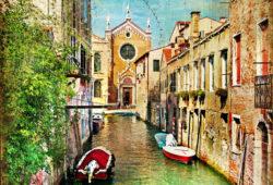 Венецианский канал, дизайн #07064