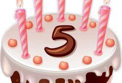 Праздничный торт, дизайн #07086