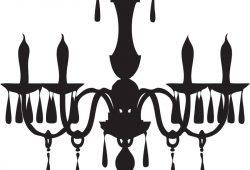 Люстра, дизайн #07112
