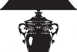 Лампа, дизайн #07117