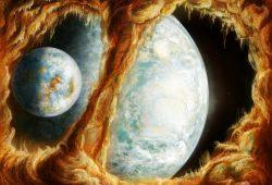 Голубая планета, дизайн #07149