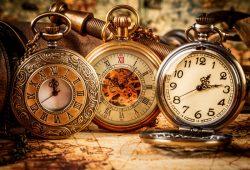 Старинные часы, дизайн #07168