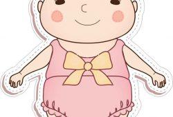 Младенец, дизайн #07210