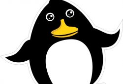 Пингвин, дизайн #07404
