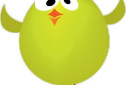 Птичка, дизайн #07405