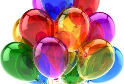 Воздушные шары, дизайн #07409