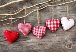 Сердечки, дизайн #07413