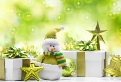 Новогодний подарок, дизайн #07430
