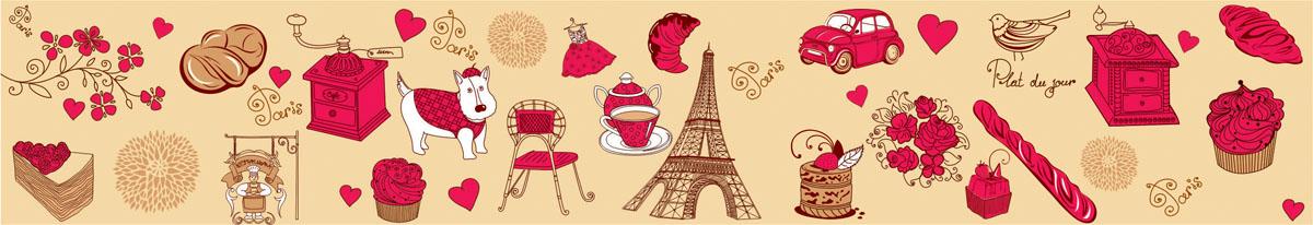 Париж, дизайн #07432