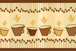 Ароматный кофе, дизайн #07442