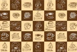 Кружка кофе, дизайн #07443