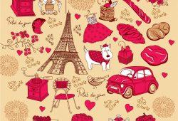 Париж, дизайн #07454