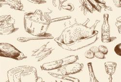 Любимые продукты, дизайн #07458