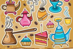 Вкусный кофе, дизайн #07462