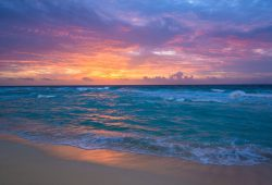 Закат у моря, дизайн #07477