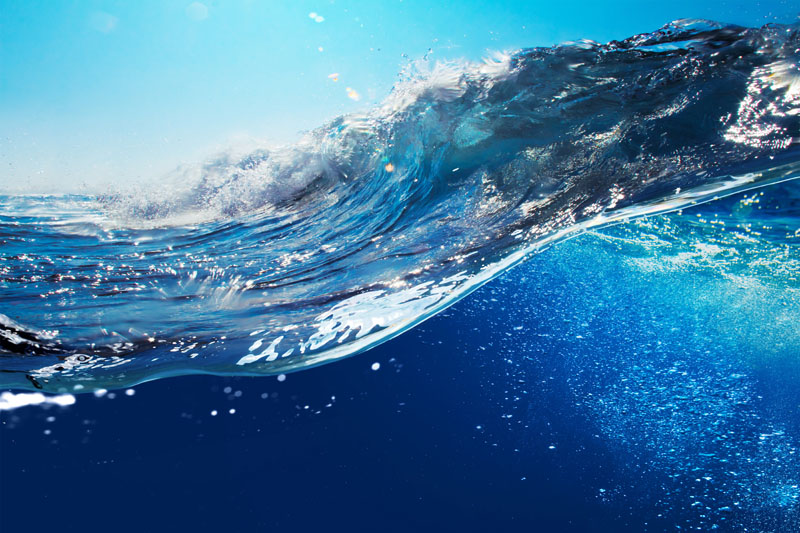 Рольшторы Вода, дизайн #07487