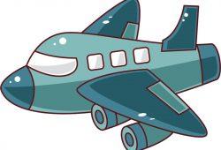 Самолет, дизайн #07518