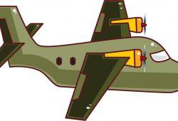 Самолет, дизайн #07520