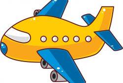 Самолет, дизайн #07524