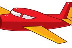 Самолет, дизайн #07525